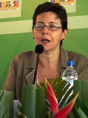 A economista Tereza Campello vai comandar o Ministério do Desenvolvimento Social