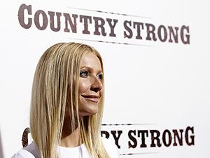 A atriz Gwyneth Paltrow