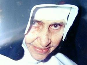 Irmã Dulce morreu em 1992; vida foi dedicada ao cuidado dos necessitados (Foto: Reprodução/TV Globo)