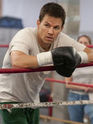 Mark Wahlberg em cena de 'O vencedor' (Foto: Divulgação)