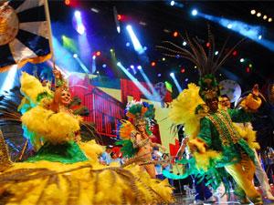 Tucuruvi grava vinheta para o carnaval 2011 em São Paulo