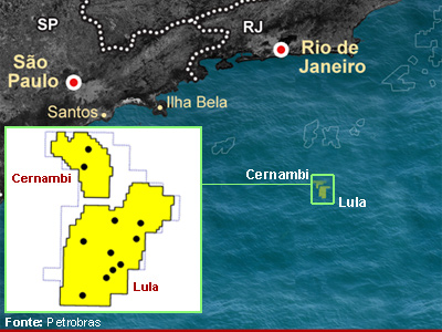 Campos de Lula e Cernambi