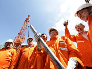 Presidente Lula participa do lançamento de pedra fundamental para a instalação da Refinaria Premium II e terminal no Complexo Industrial e Portuário do Pecém