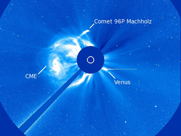 Cometas Soho 2000 1