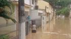 Mais de 12,8 mil pessoas deixam casas no ES (Vc no G1)