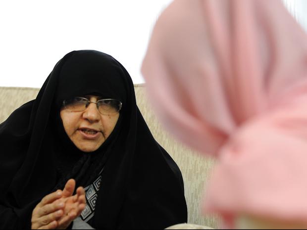A representante do Irã na posse de Dilma, Mrayam Mojtahed-zade, fala, em entrevista exclusiva à Agência Brasil, sobre o caso Sakineh e a posição social e política das mulheres iranianas