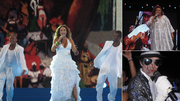 Daniela Mercury canta no Rio; siga o blog da virada