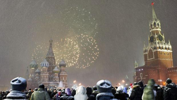 Acompanhe o blog do réveillon pelo mundo (Reuters)