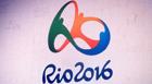 Logo das Olimpíadas é apresentado (Thamine Leta / G1)
