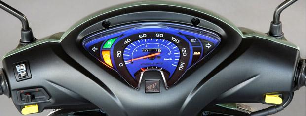 fotos Nova Honda Biz 125 2011