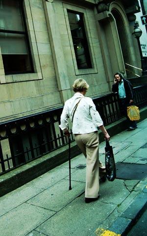 Rapidez da caminhada pode ser determinante para longevidade.