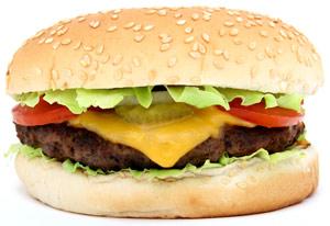 Nove em cada dez norte-americanos acredita comer de forma saudável