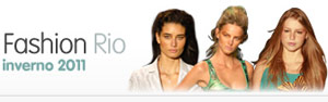 Veja página especial do Fashion Rio (Editoria de arte G1)