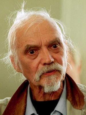 O ator sueco Per Oscarsson