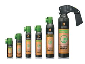 Gás de pimenta também foi comprado para policiais militares e guardas municipais