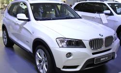 Nova geração do BMW X3
