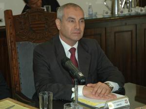 O delegado Marcos Carneiro, novo Delegado Geral de Polícia de SP (Foto: Wilson Elias/ DGP/Divulgação)