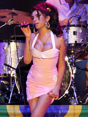 Amy Winehouse  (Foto: AP)