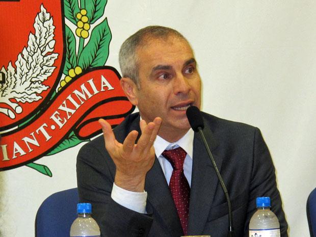 Marcos Carneiro concede primeira entrevista como Delegado Geral da Polícia Civil de São Paulo nesta segunda-feira