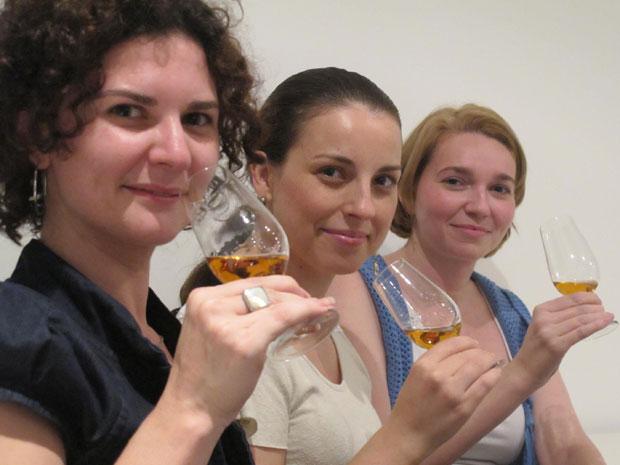 Degustação de uísque vira 'Clube da Luluzinha' em SP