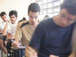 Estudantes fazem segunda fase da Fuvest