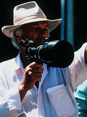 O cineasta Pete Yates, em foto de 1992