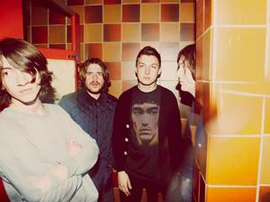 A banda Arctic Monkeys (Foto: Divulgação)