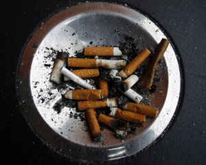 Cigarro - hábito de fumar