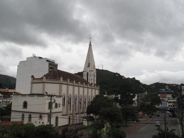 Tempo ruim em Teresópolis - chuva região serrana