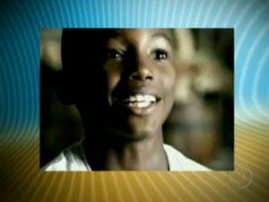 Joel morreu após ser baleado no rosto em Salvador (Foto: Reprodução/TV Globo)
