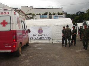 Hospital de campanha da marinha
