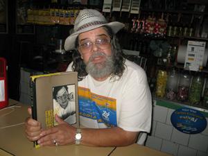 Joel no sítio de Tom Jobim