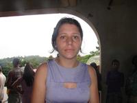 Marilia Tardim, mora em Nova Friburgo.
