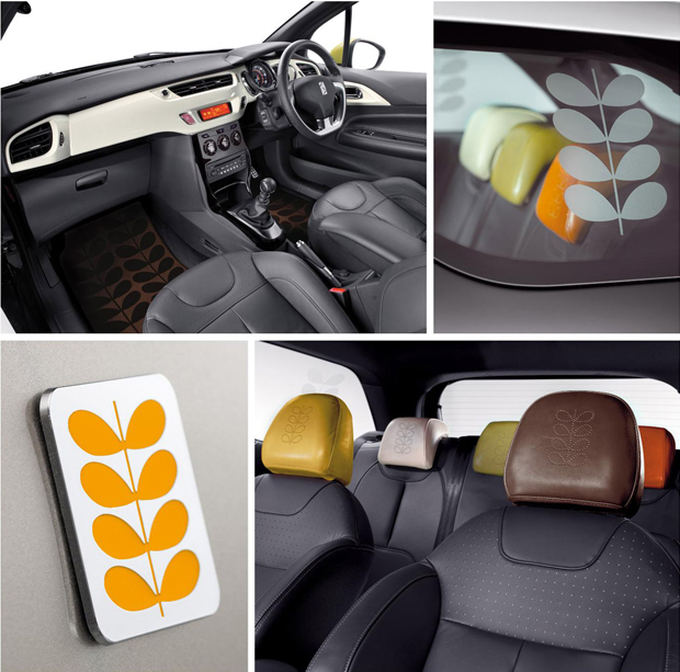 Citroën DS3 Orla Kiely Collection