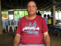 Octacílio Roberto Bertoldo, do Cuiabá