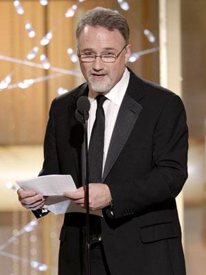 David Fincher levou troféu de melhor diretor por 'A rede social'