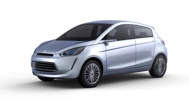 Mitsubishi mostra protótipo do Concept Global Small