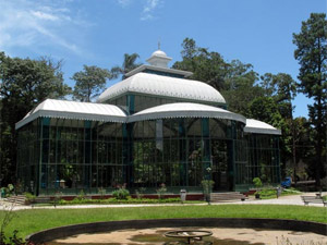 Palácio de Cristal em Petrópolis