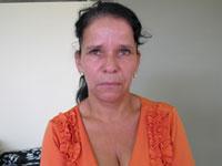 Dona Alciléia Francisca da Cunha