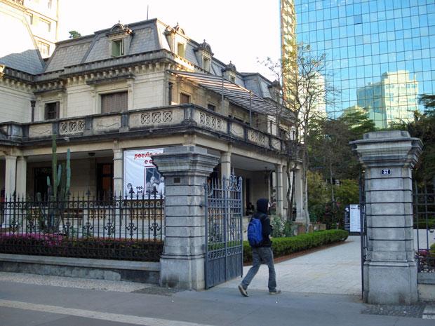 A Casa das Rosas, na Avenida Paulista, terá programação especial em comemoração aos 457 anos de São Paulo