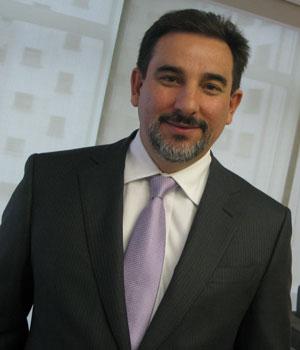 Paulo Roberto de Souza, presidente da Copersucar