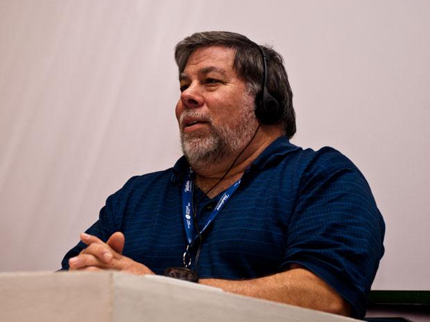 Wozniak falou muito sobre o Android, o sistema operacional para celulares do Google