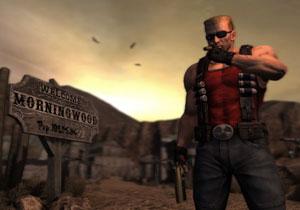 Duke Nukem está de volta em maio.