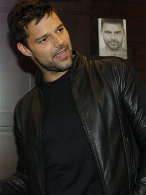 O cantor Ricky Martin. (Foto: Reuters)