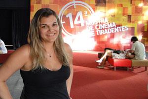 Estudante de jornalismo, Melissa Rachid disse ter ido ao filme após acompanhar a recente tragédia no RJ