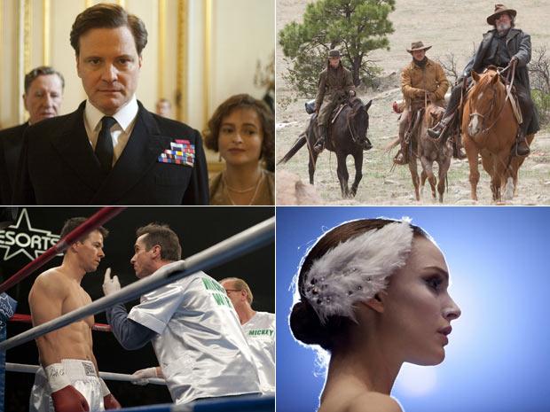 Principais indicados ao Oscar 2011