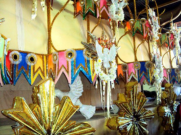 Elementos do folclore de Florianópolis também estarão no desfile da Grande Rio