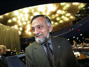O ex-governador do Amapá João Capiberibe (Foto: Pablo Valadares / Agência Estado)