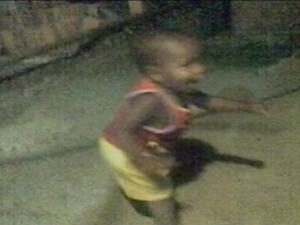 Adriano, de 1 ano