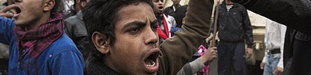 Ministros egípcios apresentam renúncia (Marco Longari/AFP)
